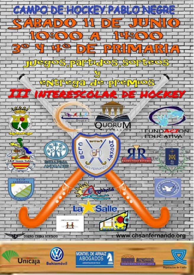 2016.06.09 III torneo interescolar