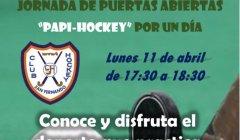 2016.04.07 puertas abiertas papi hockey